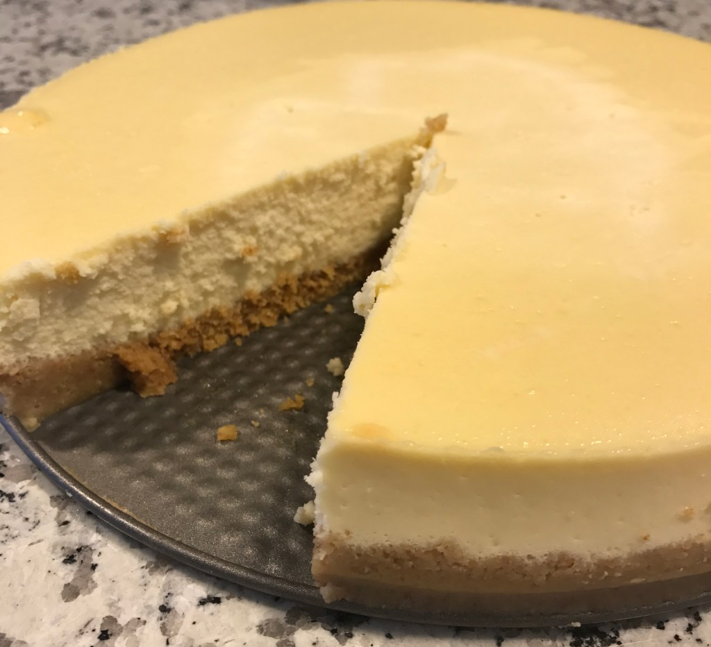 cheesecake-chilled