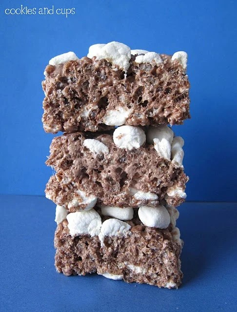 Hot Chocolate Krispies