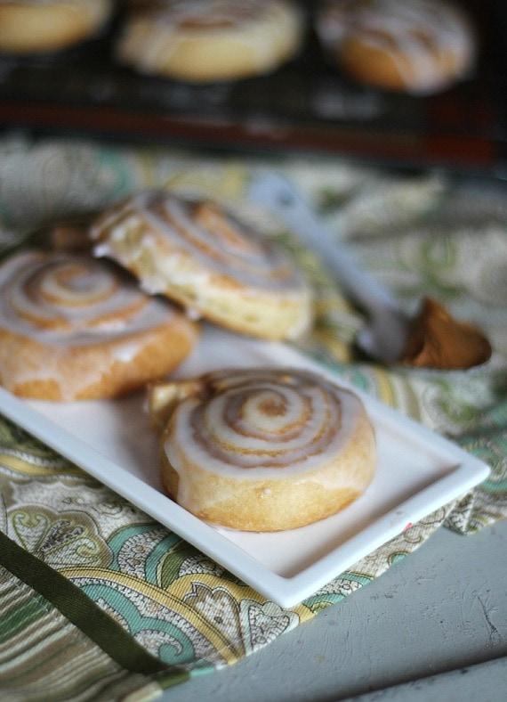 Biscoff Crescent Roll Cookies | Cookies & Cups