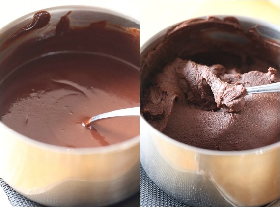 Easy Chocolate Mousse. A Recipe from Glorious Layered Desserts
