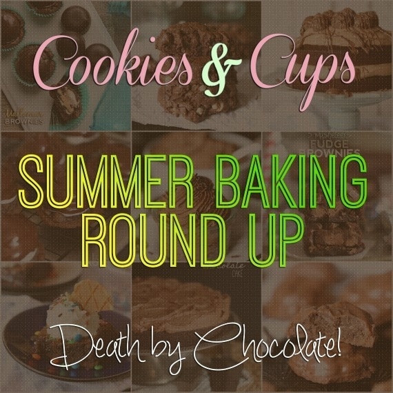Death By Chocolate Round Up Recipes! So many recipes for your chocolate craving!