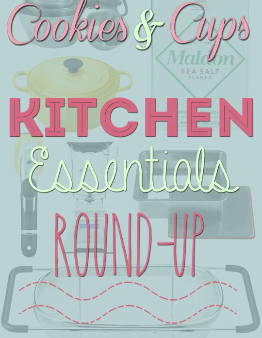 My Current Kitchen and Baking Essentials