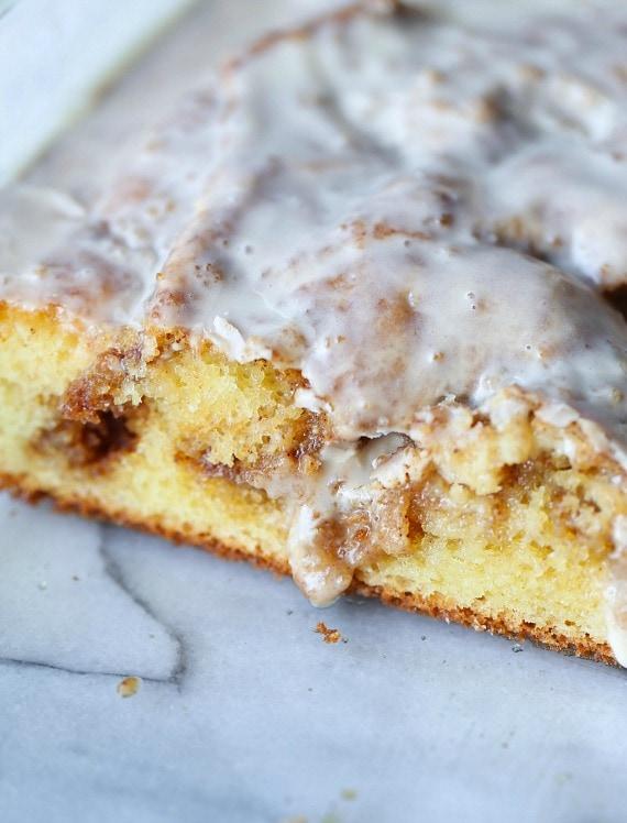 cinnamonrollcakeslice