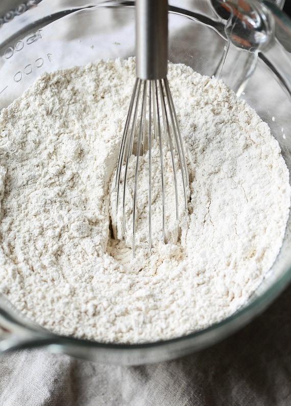 Browned Butter Cinnamon Crinkle Cookies