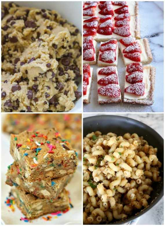 Cookies and Cups Cookbook Recipes from around the internet