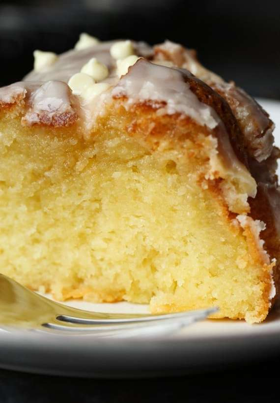 The most Ridiculous Vanilla Cake... seriously the softest most moist cake EVER, it literally melts in your mouth!