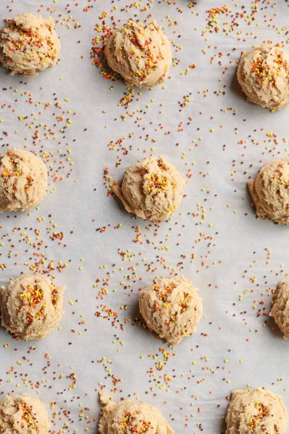 Amish Brown Sugar Cinnamon Cookies