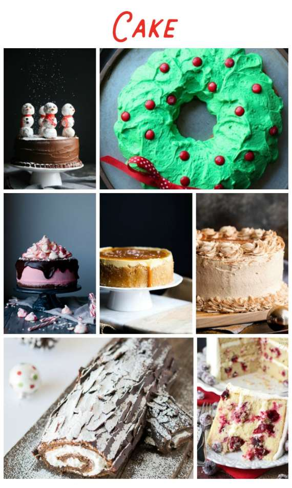 Holiday Cakes