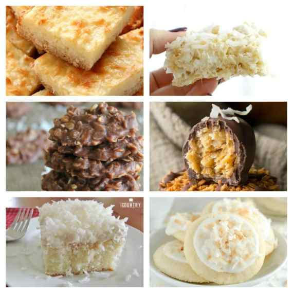 24 Coconut Desserts You Need To Try!