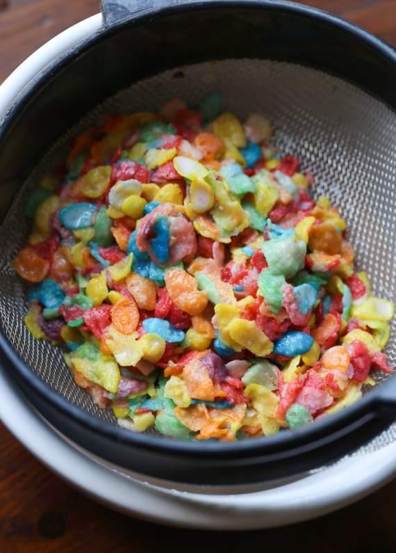 Cereal Milk Frosting