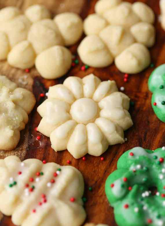 Perfect Spritz Cookies