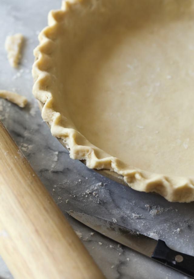 Homemade Pie Crust Recipe