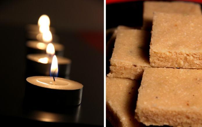 Diwali Burfi