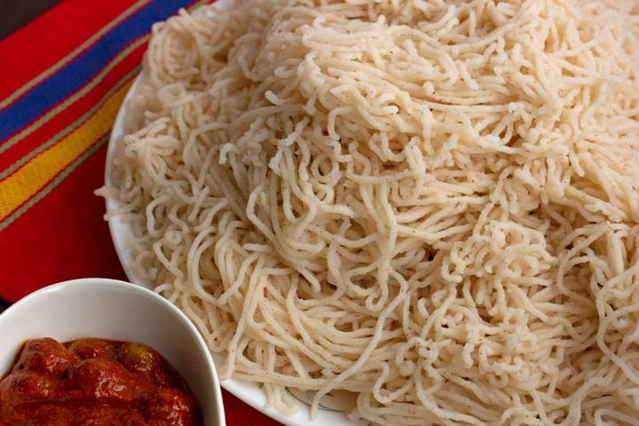 Ottu Shavige | Homemade Indian Rice Noodles