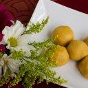 Besan Laddu | Sweet Chickpea Flour Bites