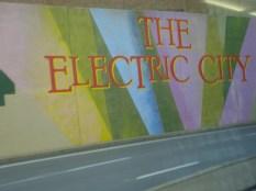 Lazy Scranton the Electric City
