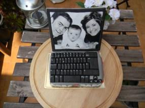 Tarta ordenador