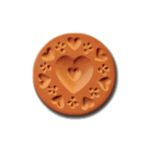 1003 Heidi cookie stamp | cookiestamp.com