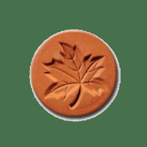 1015 Maple Leaf cookie stamp | cookie stamp.com