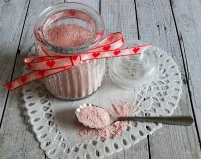 Erdbeer-Tonka-Zucker