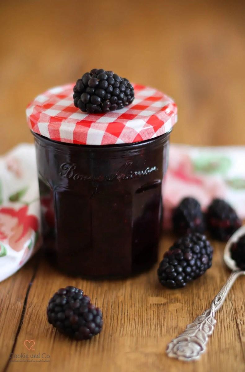 Brombeer-Gelee Deluxe: very berry