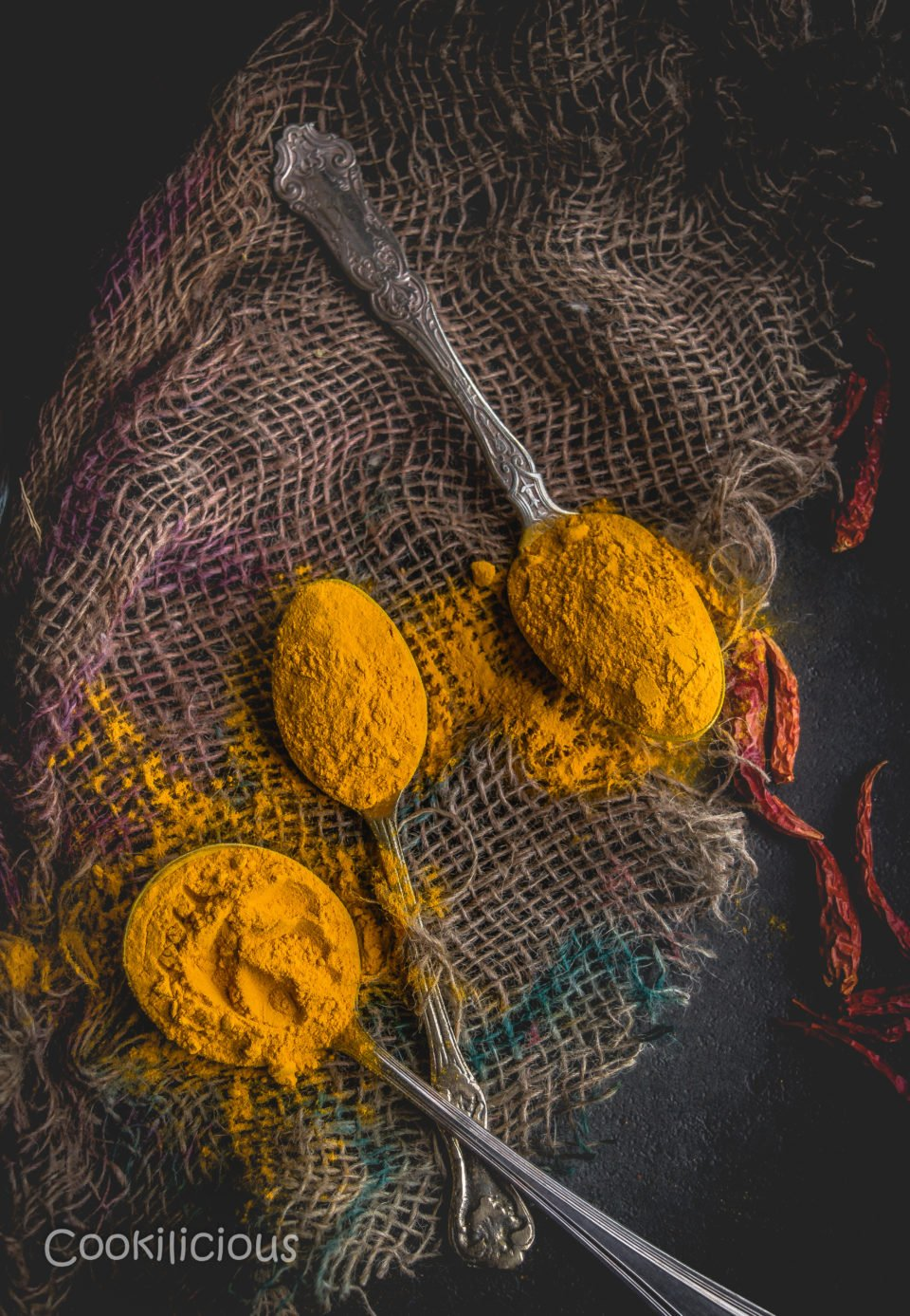 Step By Step Process To Take Turmeric Powder At Home!Kitchen Essentials