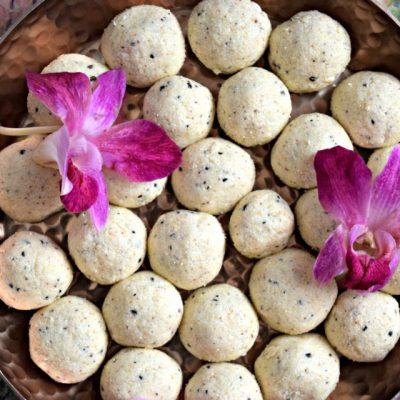 Chocolate Rava Laddu – No Cook Recipe for Diwali