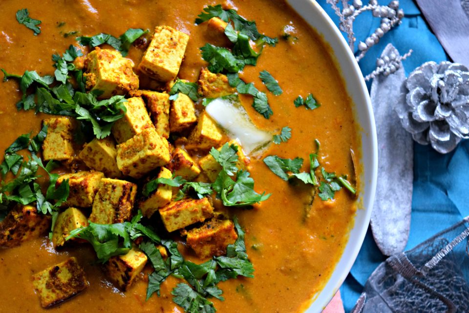 Vegan Tofu Tikka Masala - A Healthy Indian MealCurries & Gravies