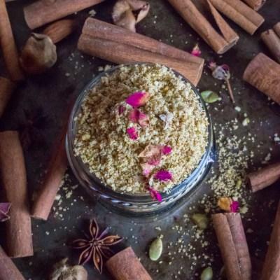 Vegan Milk Masala – Indian Protein Powder with Silk Almond CashewMilk