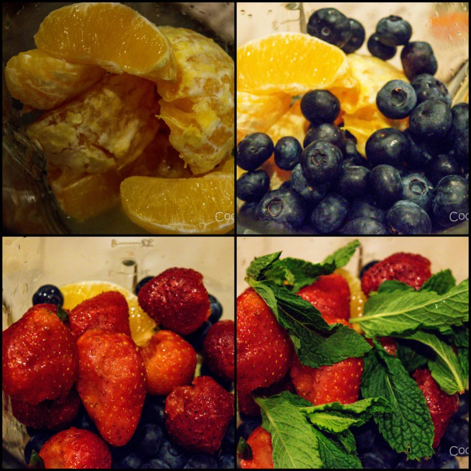 The Ultimate Detox Drink with Berries & Lime!Drinks