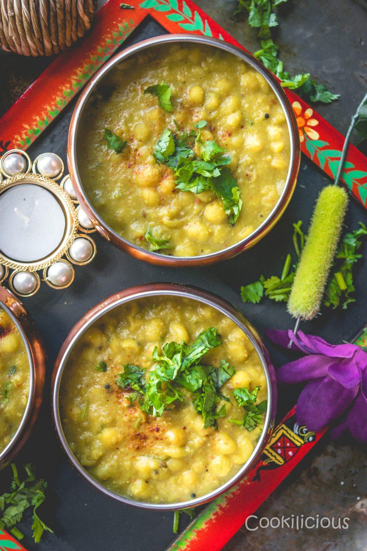 Best Chanya Ros | Goan Vegetarian Vatana curryCurries & Gravies