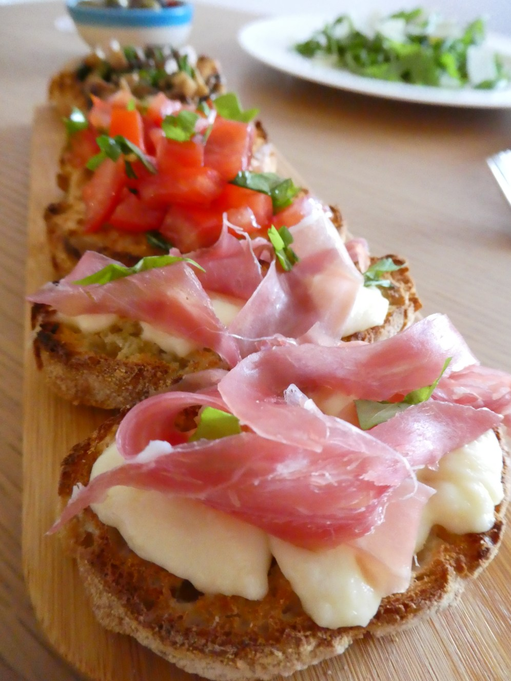 italian brushcetta