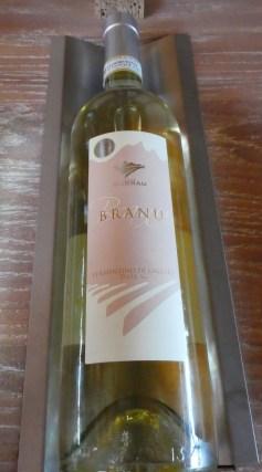 Vigne Surrau Branu white wine sardinian vermentino