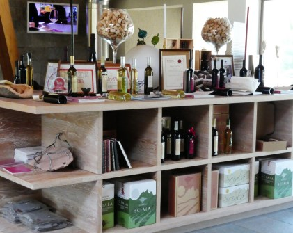 award winning wines at Vigne Surrau