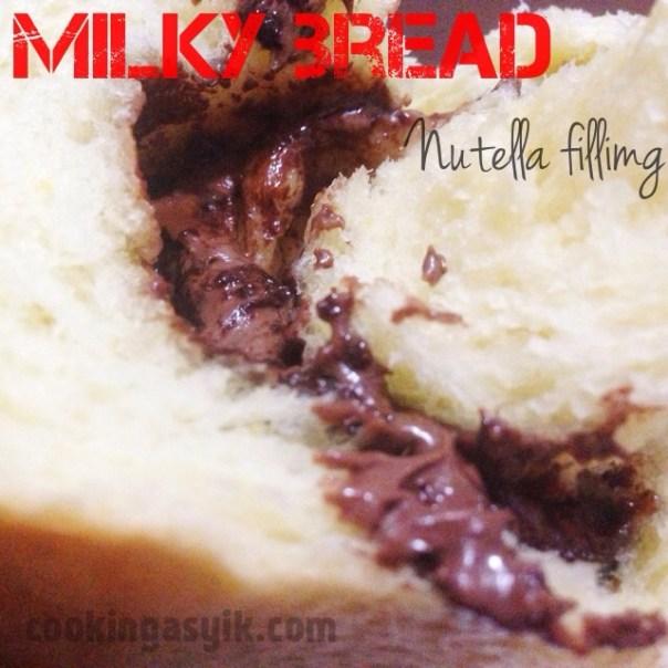 resep membuat roti empuk hokaido milky bread dengan metode tangzhong atau water roux
