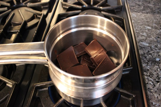 chocolate lava cake 009
