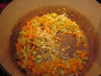ham hock and lentil soup 050