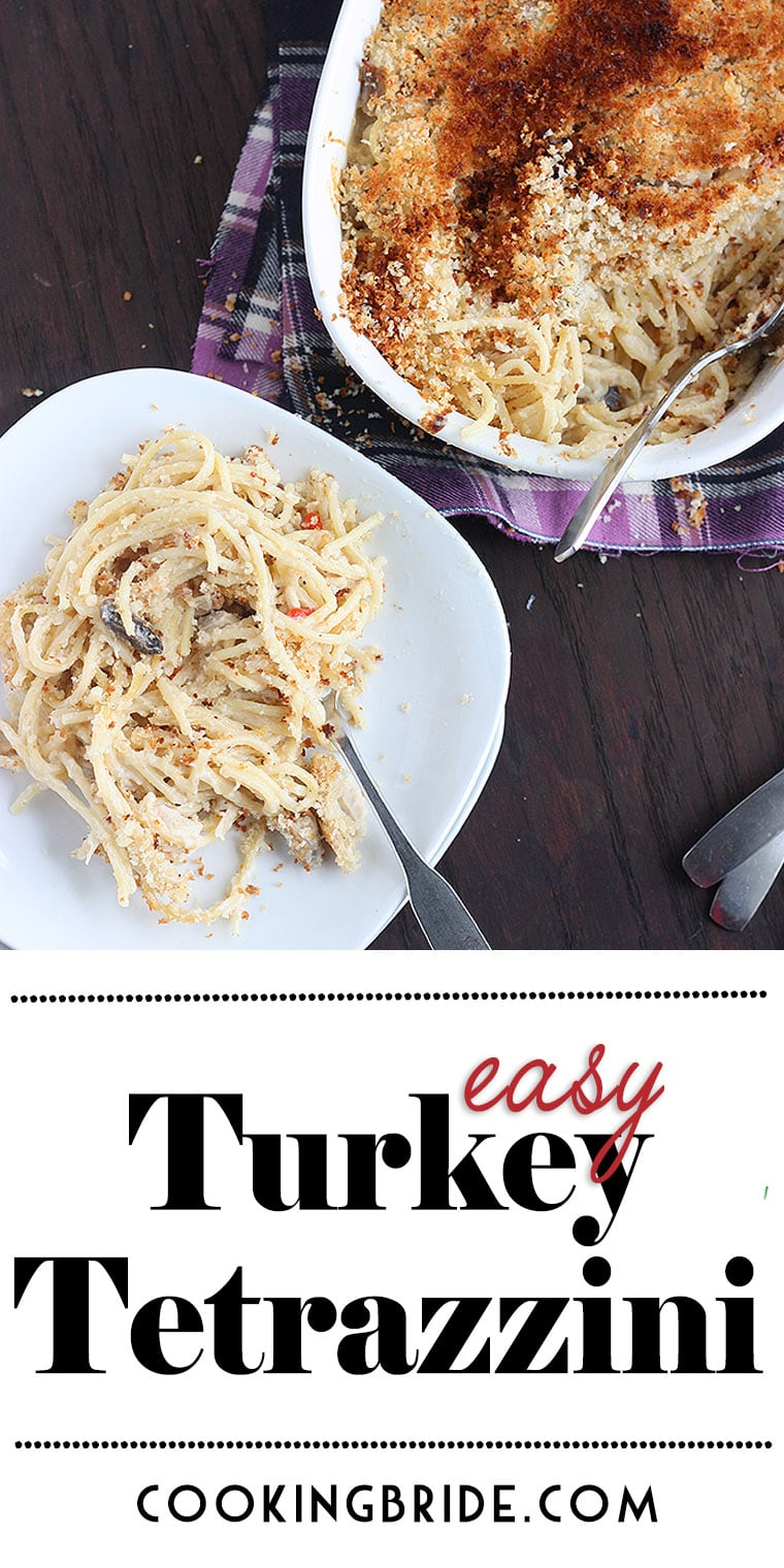 easy turkey tetrazinni