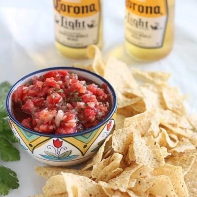 Garden Fresh Salsa