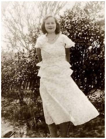 Mamaw at 16
