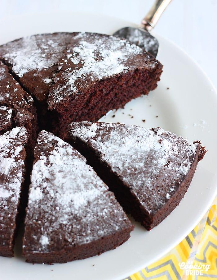 one bowl chocolate cake