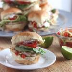 Baja Chicken Sliders - CookingBride.com
