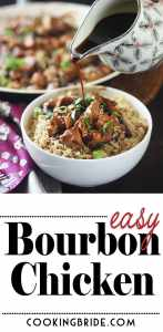 Bourbon Chicken Recipe