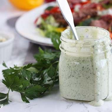 Herb Salad Dressing