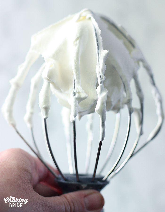How to Make Homemade Whipped Cream P