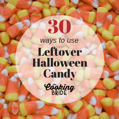 30 Fun and Creative Ways to Use Leftover Halloween Candy