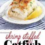 stuffed catfish fillets