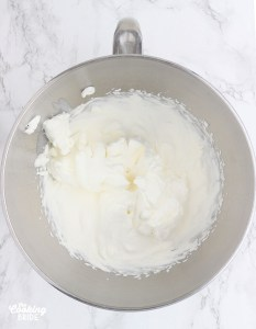 cream cheese whipped cream
