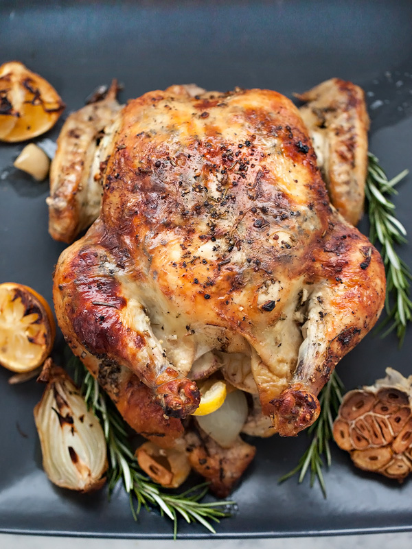 Alicia Froio's Chicken How To