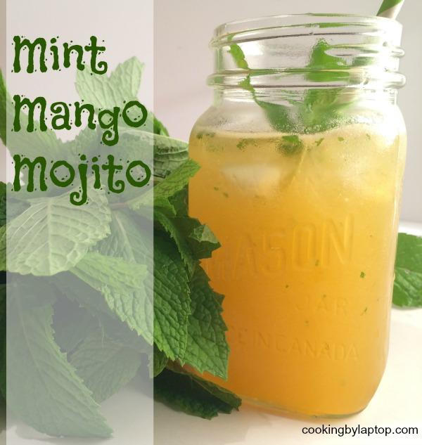 mint mango mojito